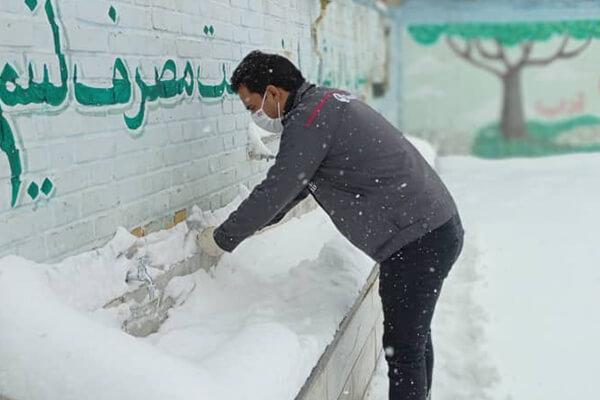 مدرسه شهید بهمن رجبی _ اردبیل